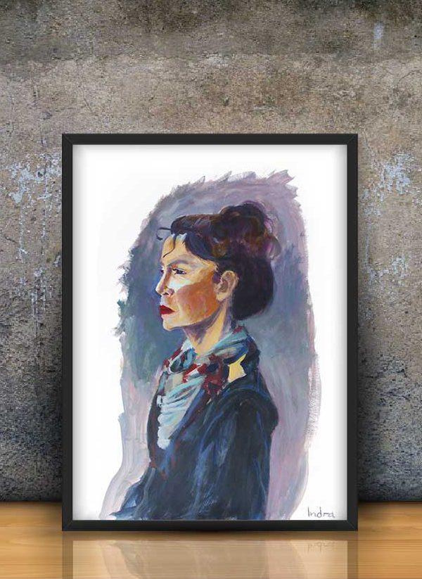 portrait-indra-clemence-devienne