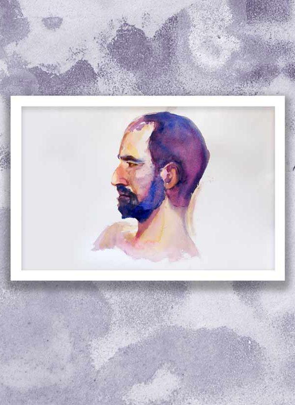 vulu-watercolor-cdevienne